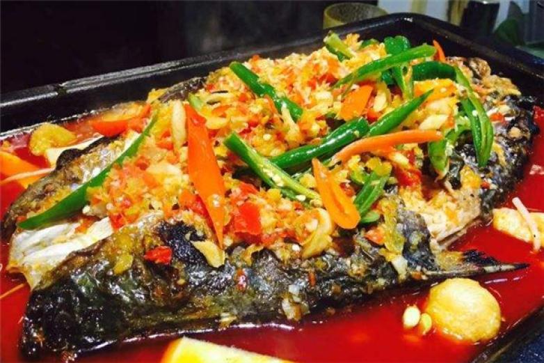炭鱻烤鱼加盟