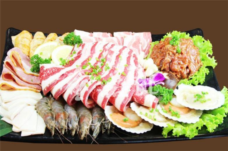 江原道韩式烤肉加盟