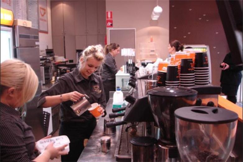 宾达咖啡加盟