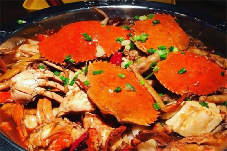 蟹逅煲肉蟹煲加盟
