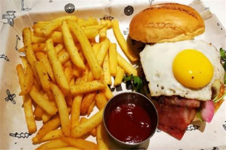 绞肉机汉堡加盟