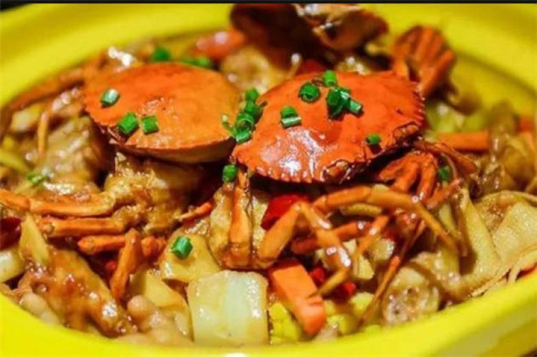 大胖子肉蟹煲加盟