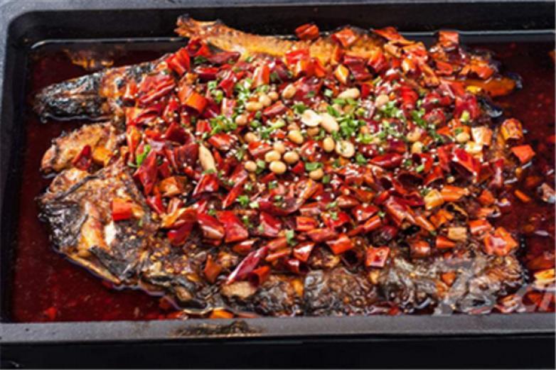 上海烤鱼加盟