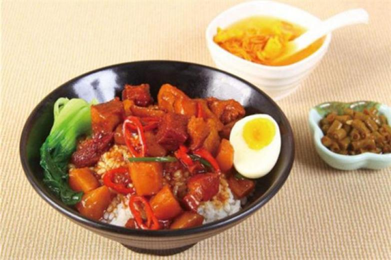 Mr飯中式簡餐加盟