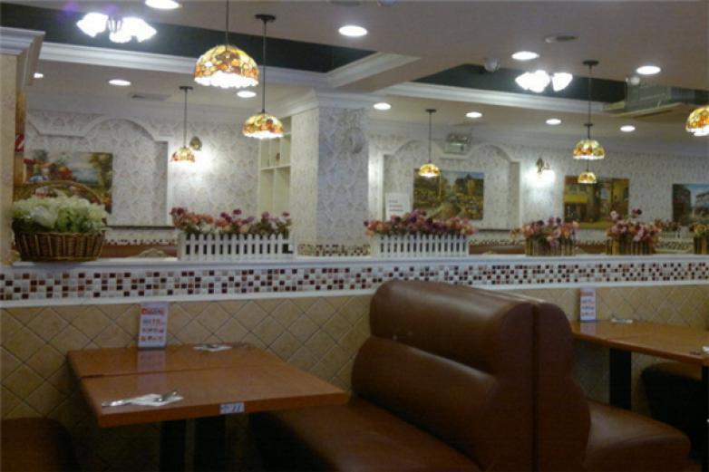 新贝乐意式餐厅加盟