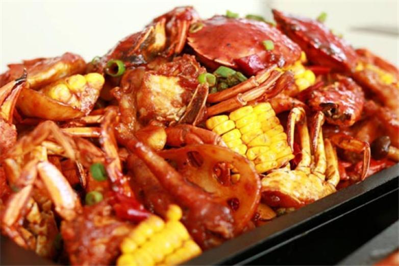 谢蟹浓肉蟹煲加盟