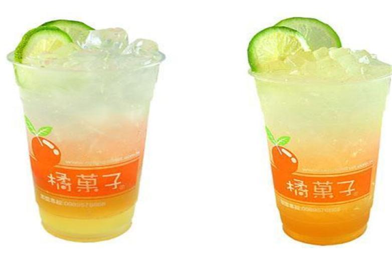 橘菒子鲜果茶加盟