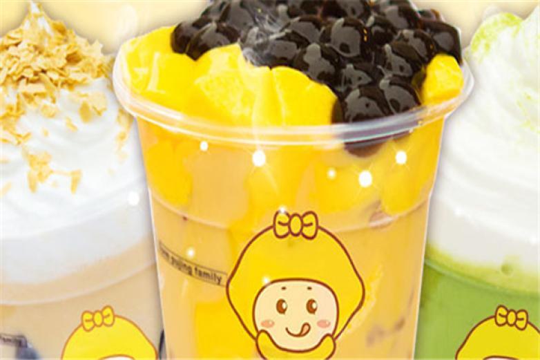 uouo鲜菓饮品加盟
