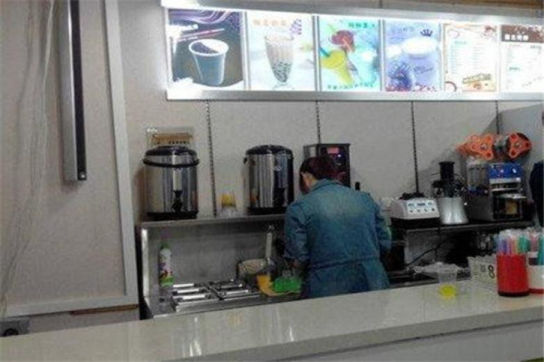 杯杯乐奶茶加盟