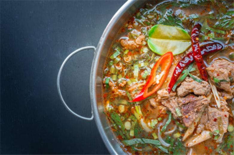 徽兰庭牛肉汤加盟