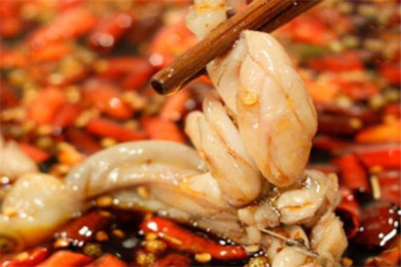 味絕美蛙魚頭加盟