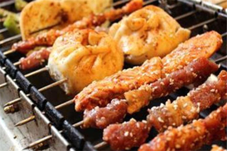 东涮西烤加盟