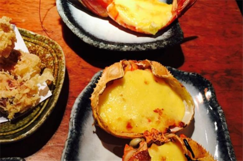 簪花日本料理加盟