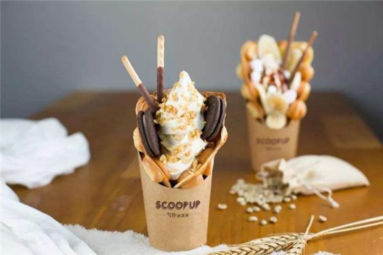 勺撲冰淇淋加盟