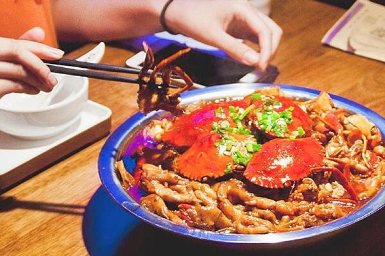 胖哥两肉蟹煲