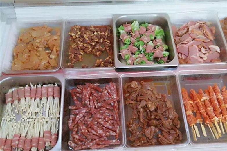 京城一品欢乐烤场加盟