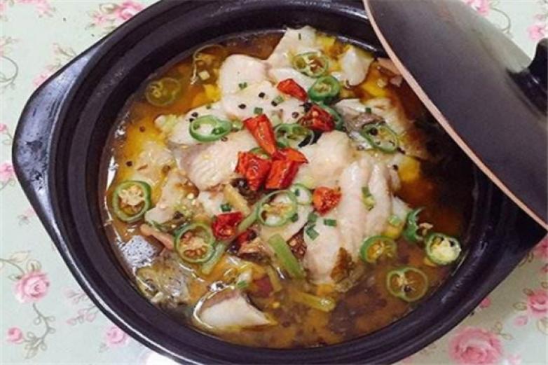 食尚酸菜鱼加盟