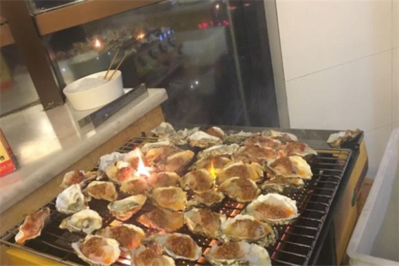 金福山烤肉加盟