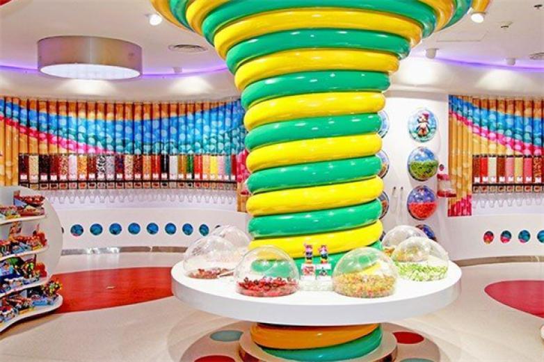 糖果店加盟