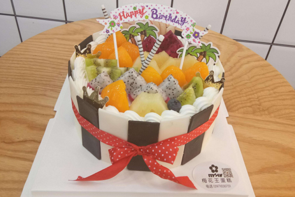 梅花王蛋糕店怎么样