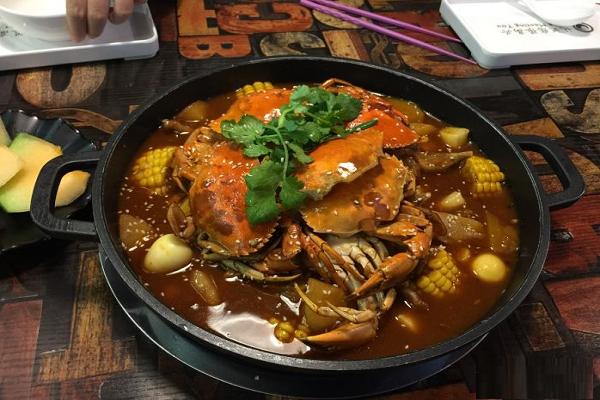 米小姐肉蟹煲