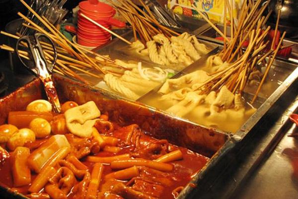 关东煮串串香