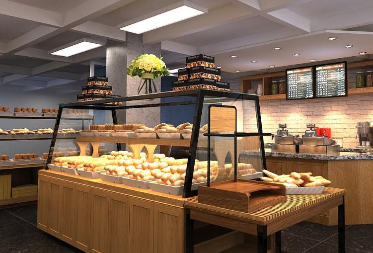 开面包店赚钱吗,面包店一月利润有多少