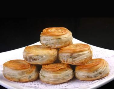 西安香酥牛肉饼