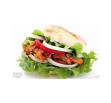 土耳其烤肉夹馍