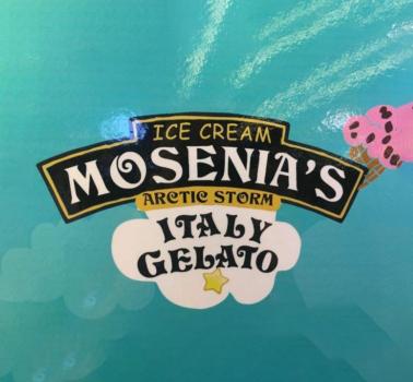 莫西米亚冰淇淋