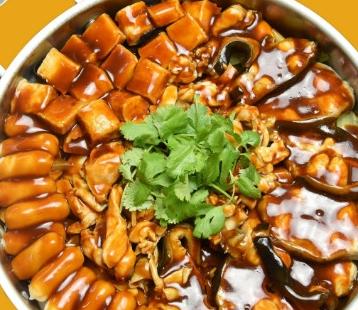 满汉三汁焖锅
