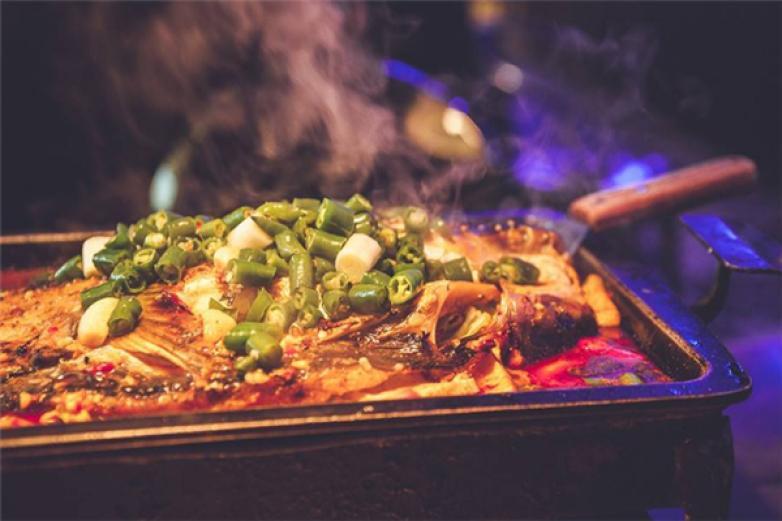 独舌烤鱼加盟