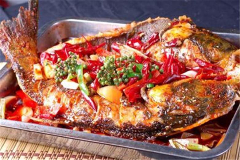 漁酷烤魚加盟