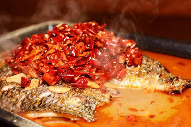 鱼谦脆皮烤鱼加盟