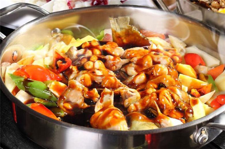 美味園三汁燜鍋加盟