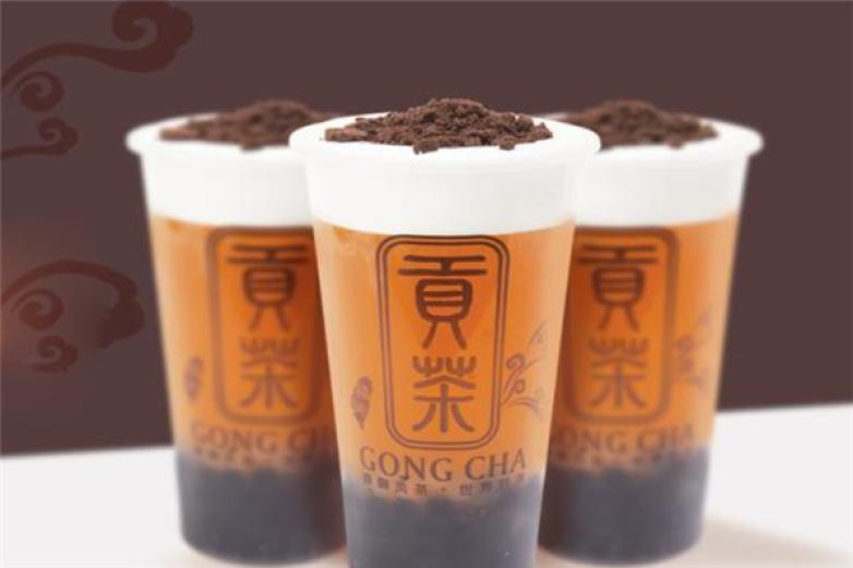 御麟贡茶茶饮加盟
