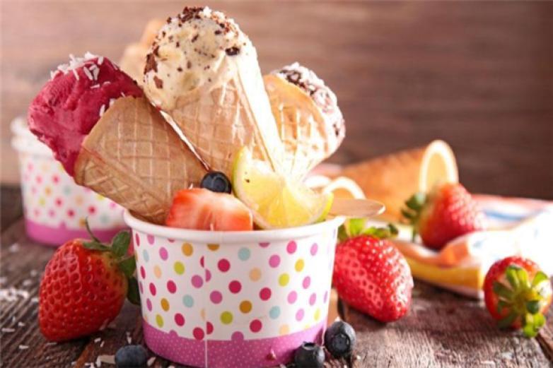 覓戀可兒冰淇淋加盟