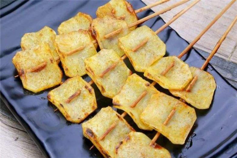 土豆擼冰小吃加盟