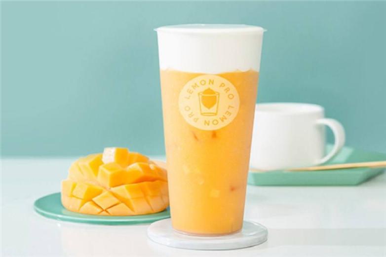 超级檬鲜作茶饮加盟