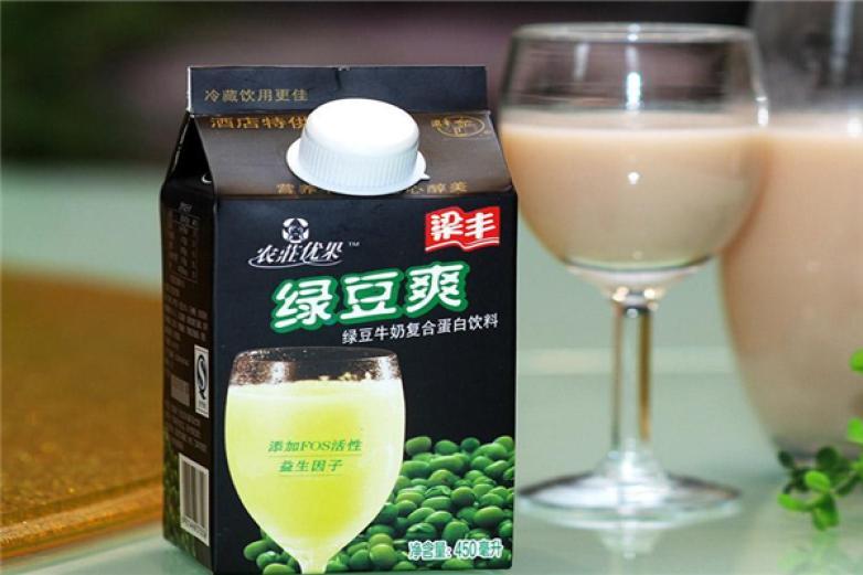 梁丰牛奶加盟