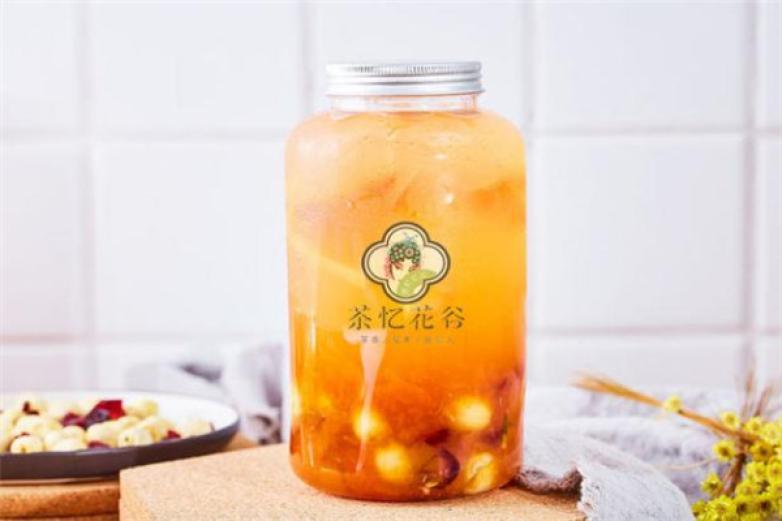 茶忆花谷加盟