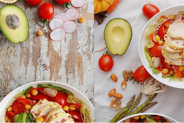 四季輕食加盟