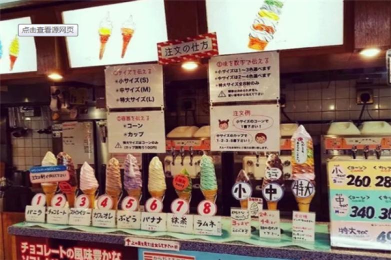巨無霸冰淇淋加盟