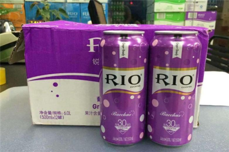 RIO�u尾酒加盟