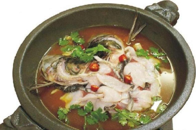 鱼吉祥石锅鱼