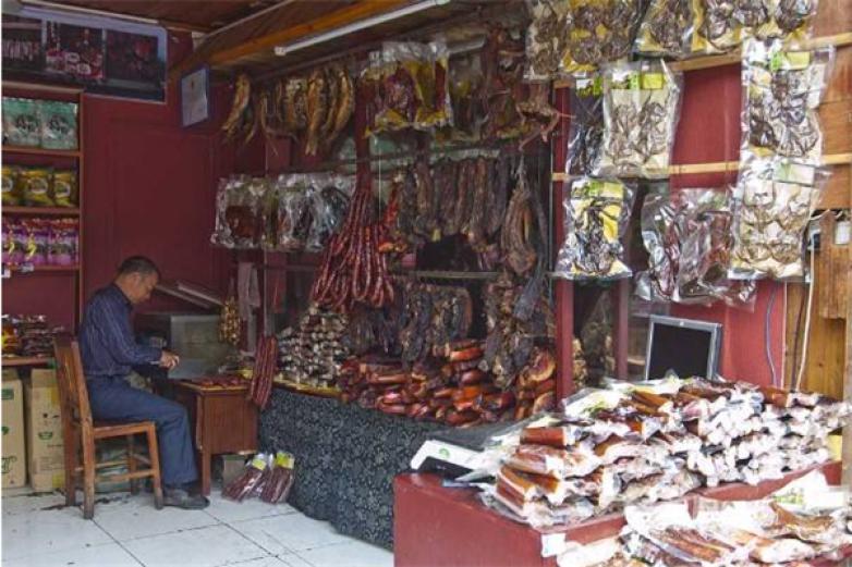 湘西臘肉加盟