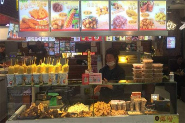 上海雞柳加盟