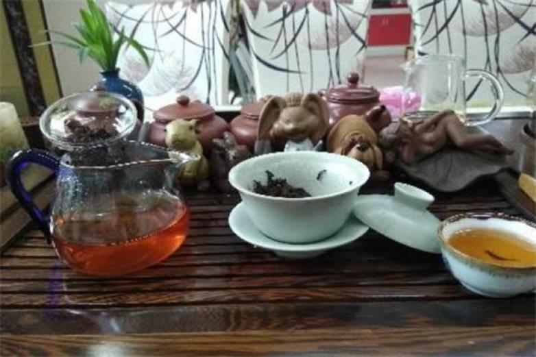 品品香茶业加盟