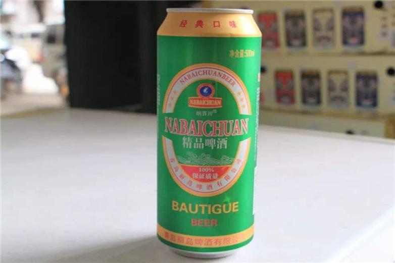 纳百川啤酒加盟