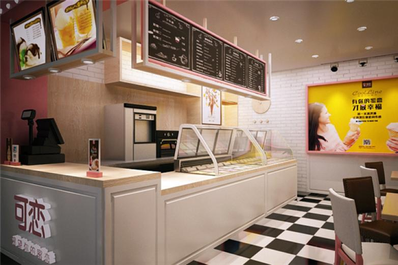 可恋冰淇淋加盟